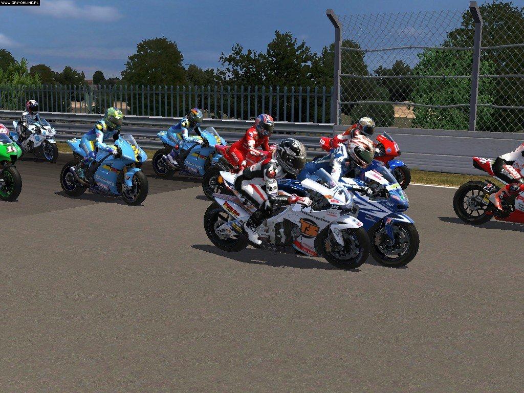 MotoGP '07 - screenshots gallery - screenshot 41/88 - gamepressure.com