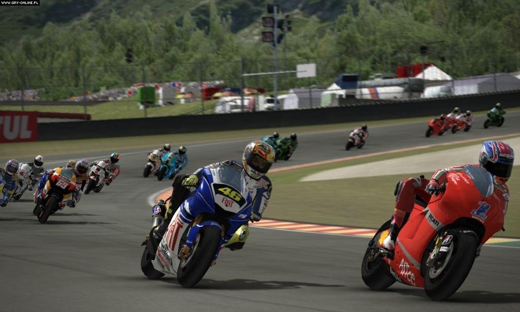 MotoGP 08 - screenshots gallery - screenshot 46/85 - gamepressure.com