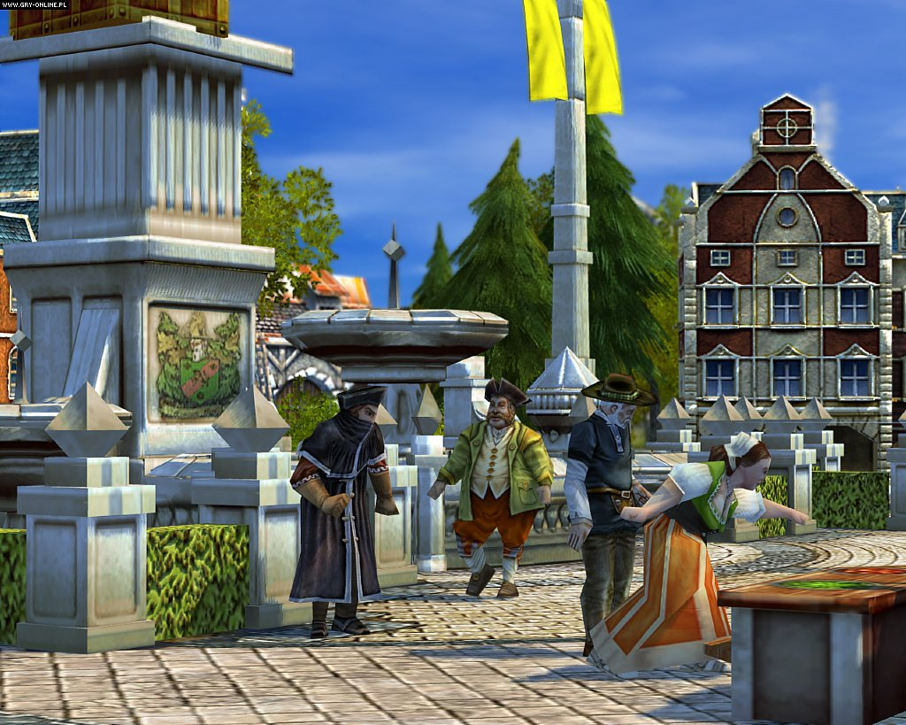 Anno 1701 PC Gry Screen 17/62, Related Designs, Deep Silver / Koch Media