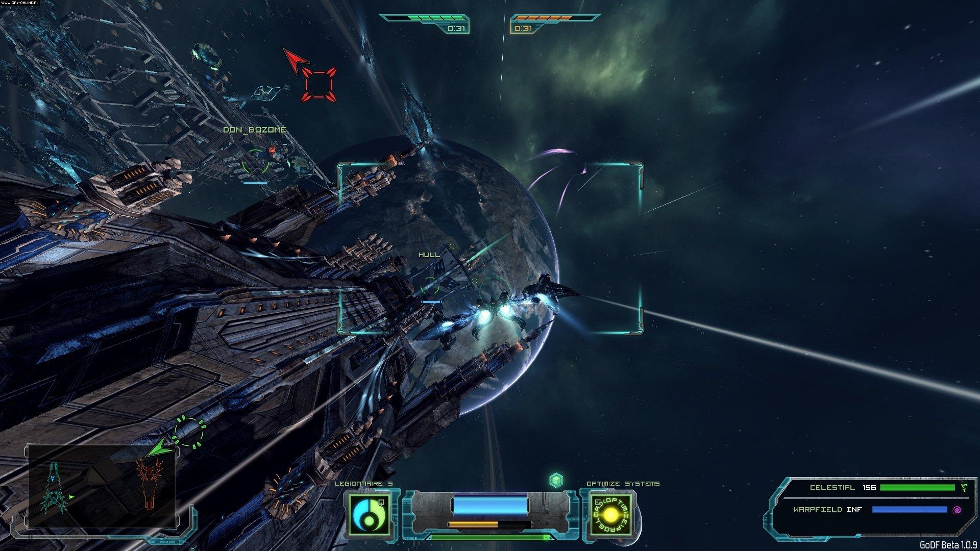 GoD Factory: Wingmen - screenshots gallery - screenshot 4/17