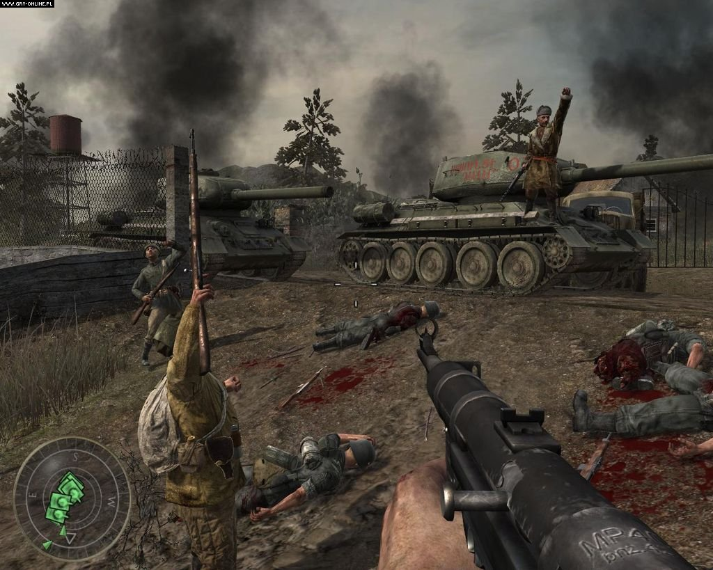 Call of Duty: World at War PC Gry Screen 20/208, Treyarch, Activision Blizzard