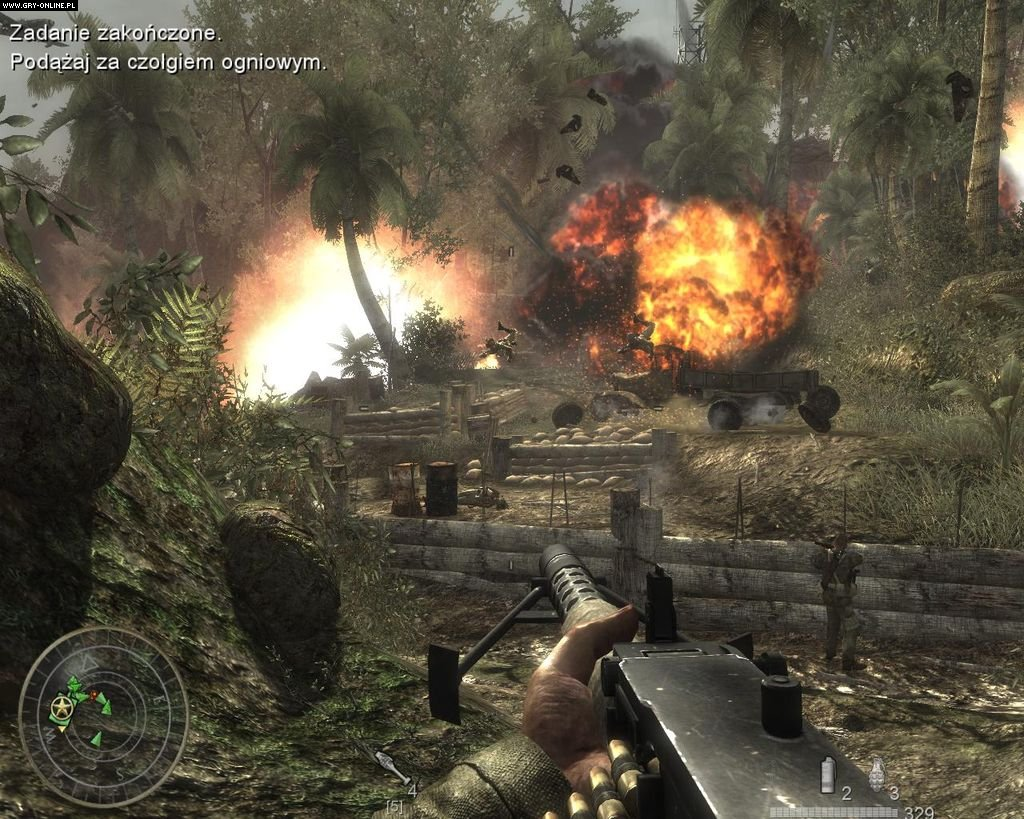 Call of Duty: World at War PC Gry Screen 7/208, Treyarch, Activision Blizzard