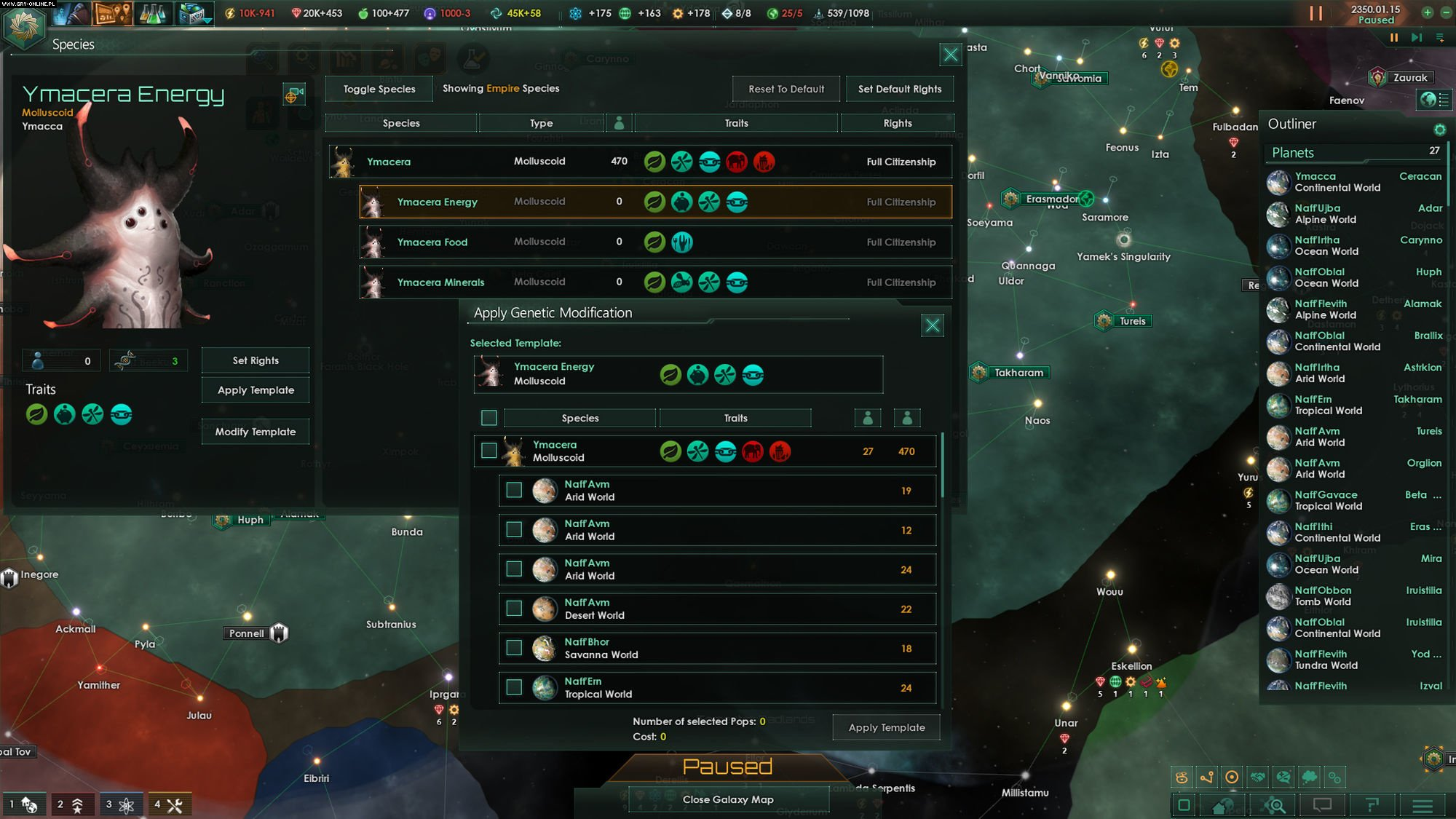 Stellaris PC Games Image 3/35, Paradox Development Studio, Paradox Interactive