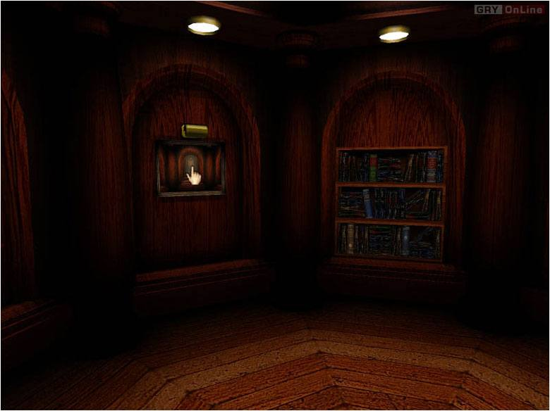 RealMYST PC Gry Screen 4/9, Cyan Inc., Mattel Interactive