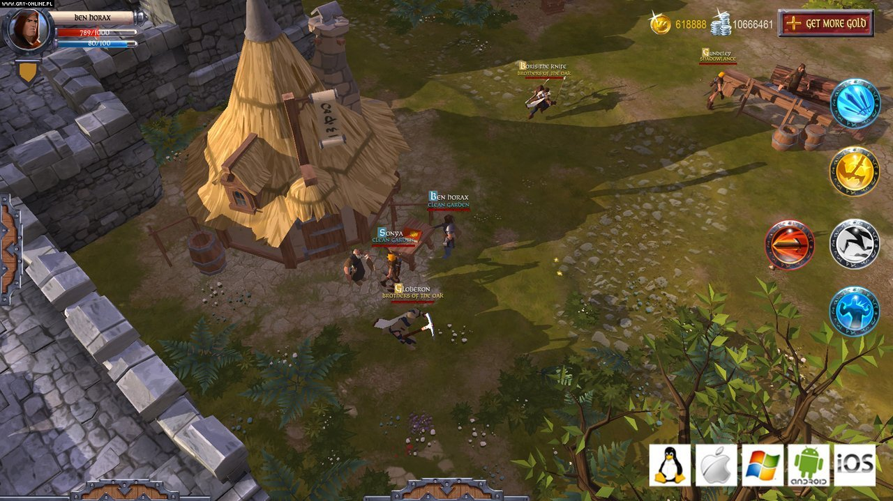 Albion Online PC Games Image 8/8, Sandbox Interactive