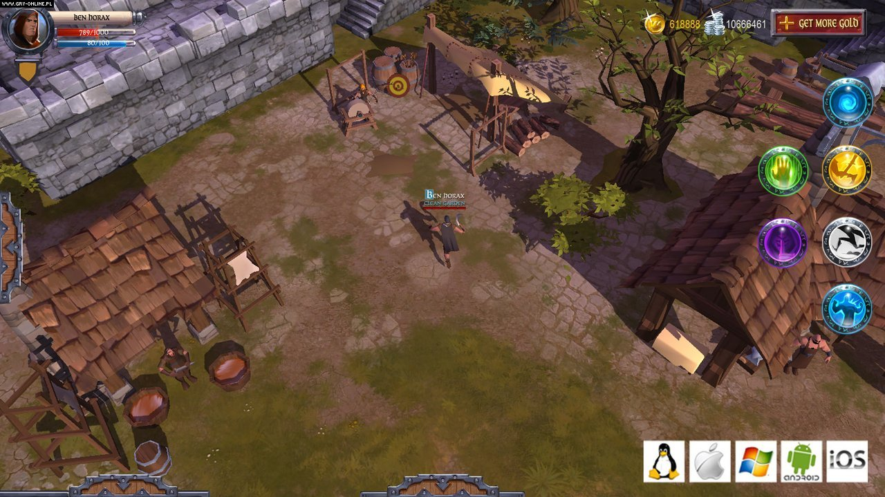 Albion Online PC Games Image 1/8, Sandbox Interactive