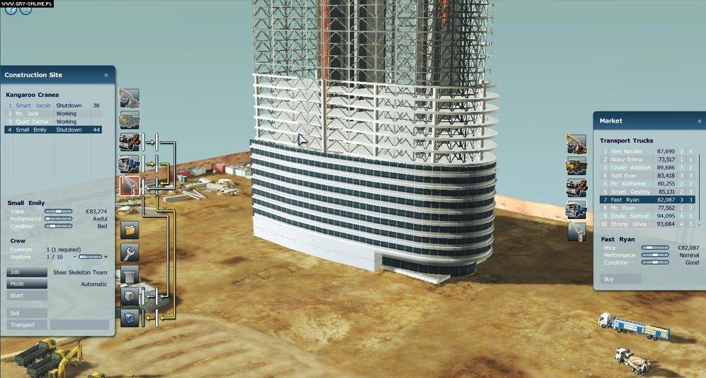 Skyscraper simulator screenshots gallery screenshot 6 for Online house builder simulator