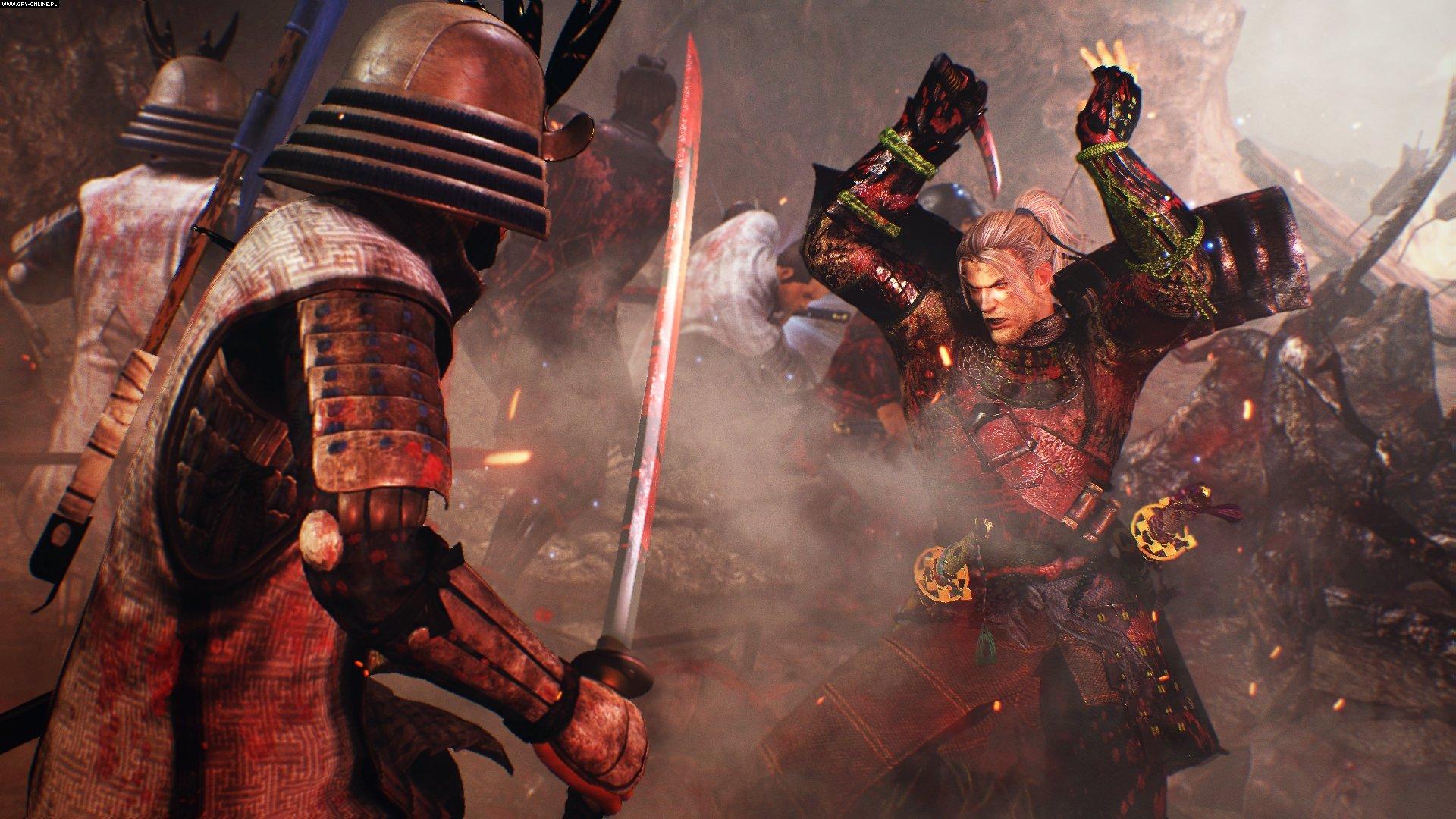 NiOh PS4 Games Image 31/109, Team Ninja, Koei Tecmo