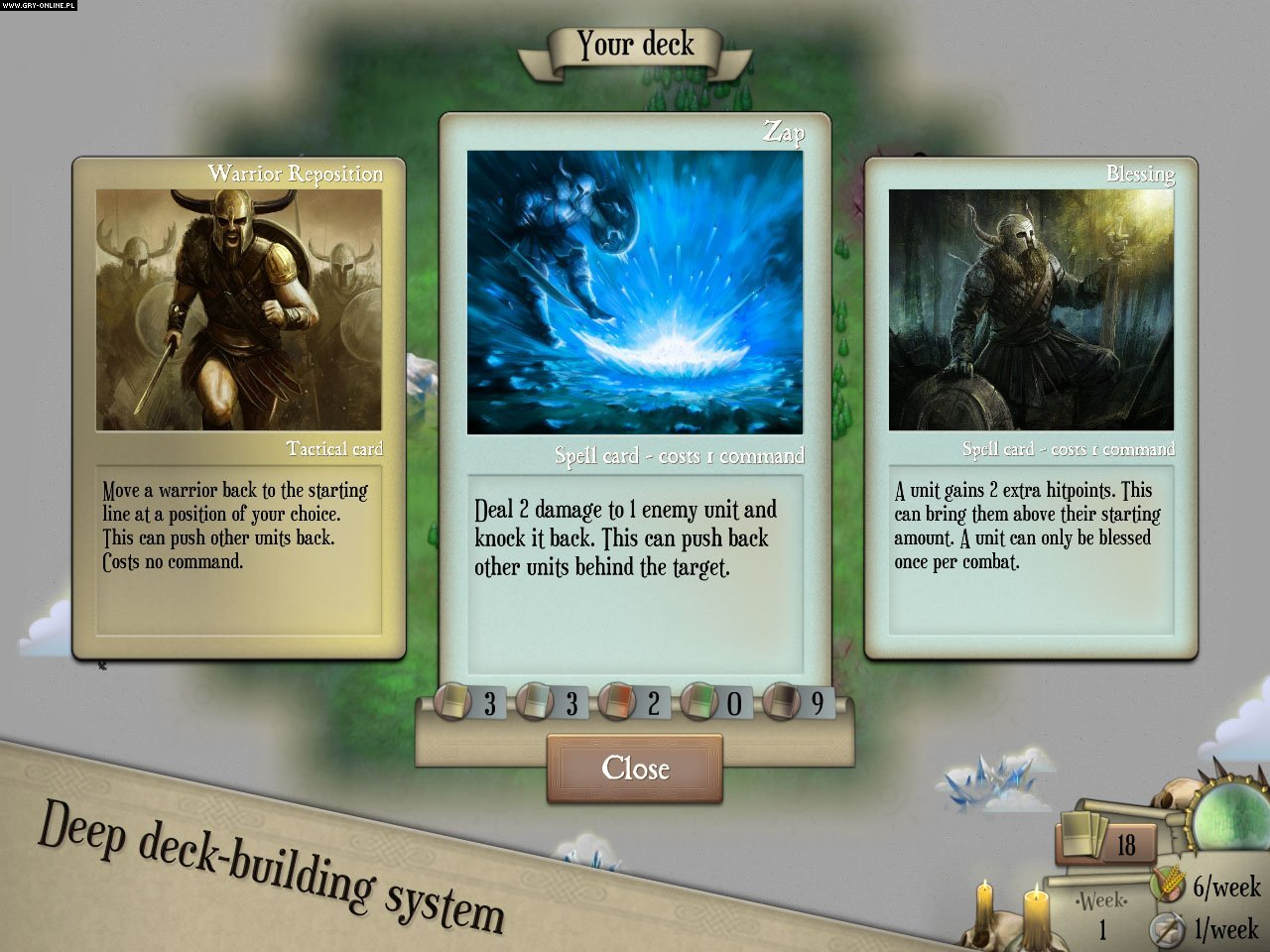 Empire: The Deck Building Strategy Game PC Gry Screen 4/4, Crazy Monkey Studios