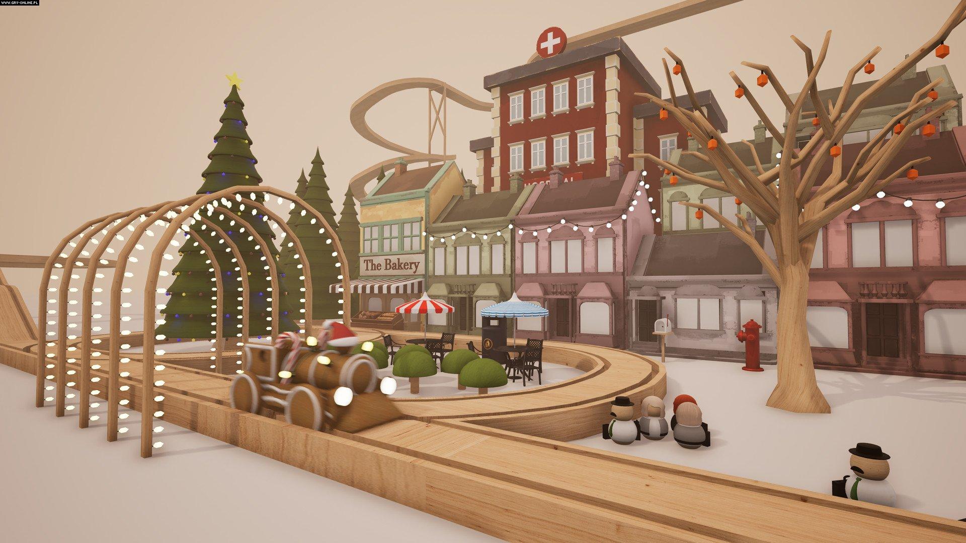 Tracks: The Train Set Game-game,