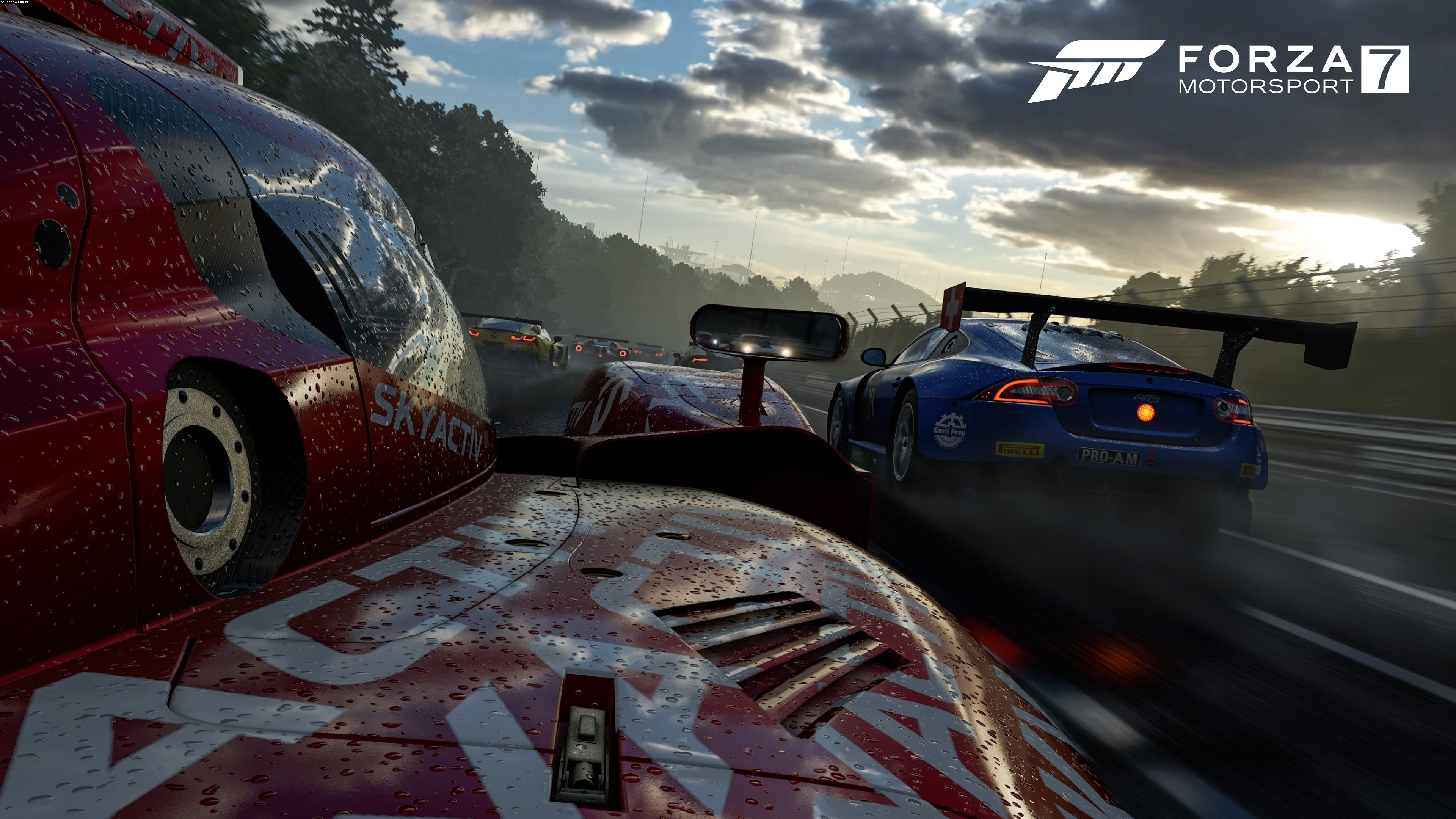 Forza Motorsport 7 XONE, PC Gry Screen 72/73, Turn 10 Studios, Microsoft Studios