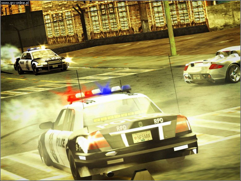 Need for Speed: Most Wanted (2005) PC Games Image 26/77, Electronic Arts Inc.