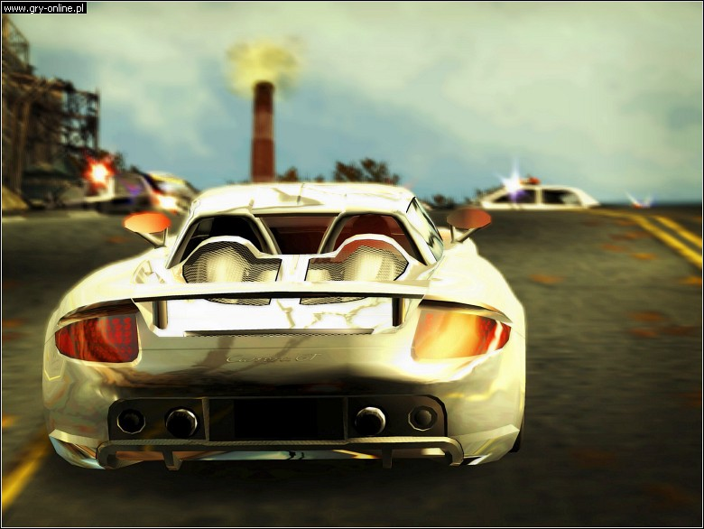 Need for Speed: Most Wanted (2005) - screenshots gallery