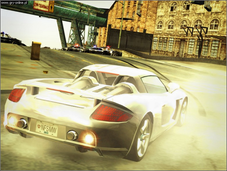 Need for Speed: Most Wanted (2005) PC Games Image 24/77, Electronic Arts Inc.