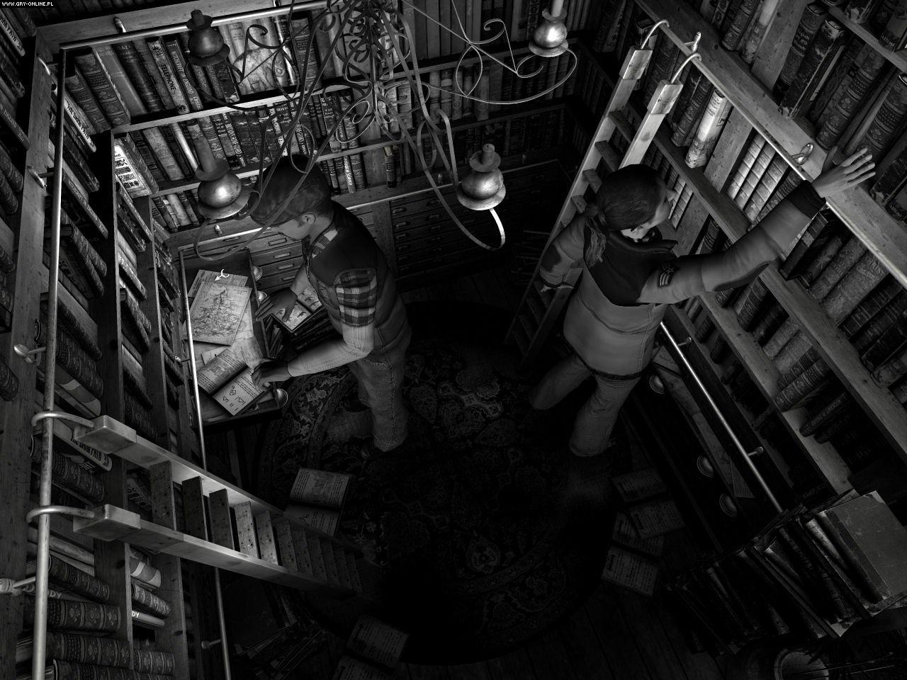 Darkling Room Games
