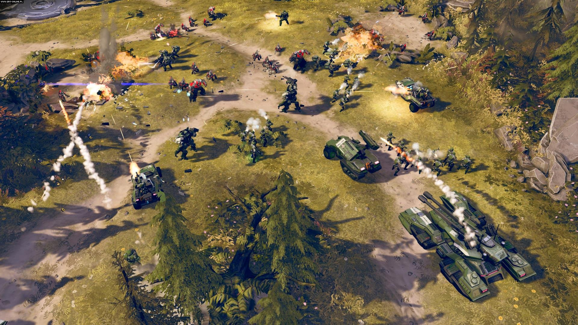 Halo Wars 2 XONE, PC Games Image 14/18, Creative Assembly, THQ Nordic / Nordic Games