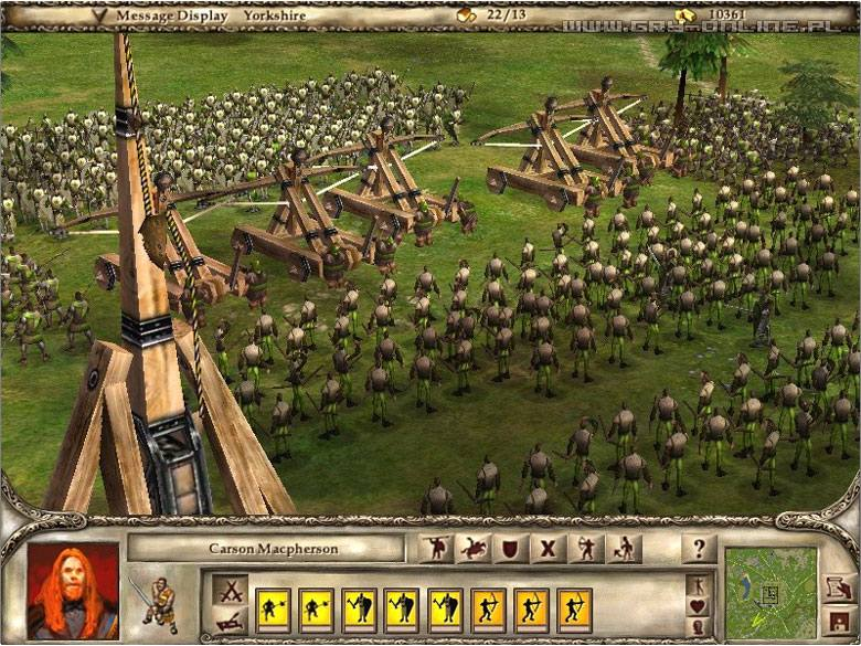 Lords of the realm iii download (2004 strategy game).