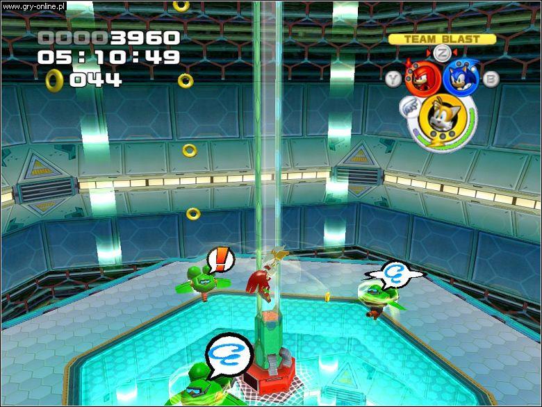 Sonic Heroes for PC - GameFAQs