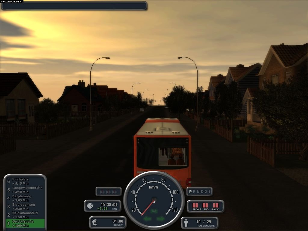 bus simulator 3