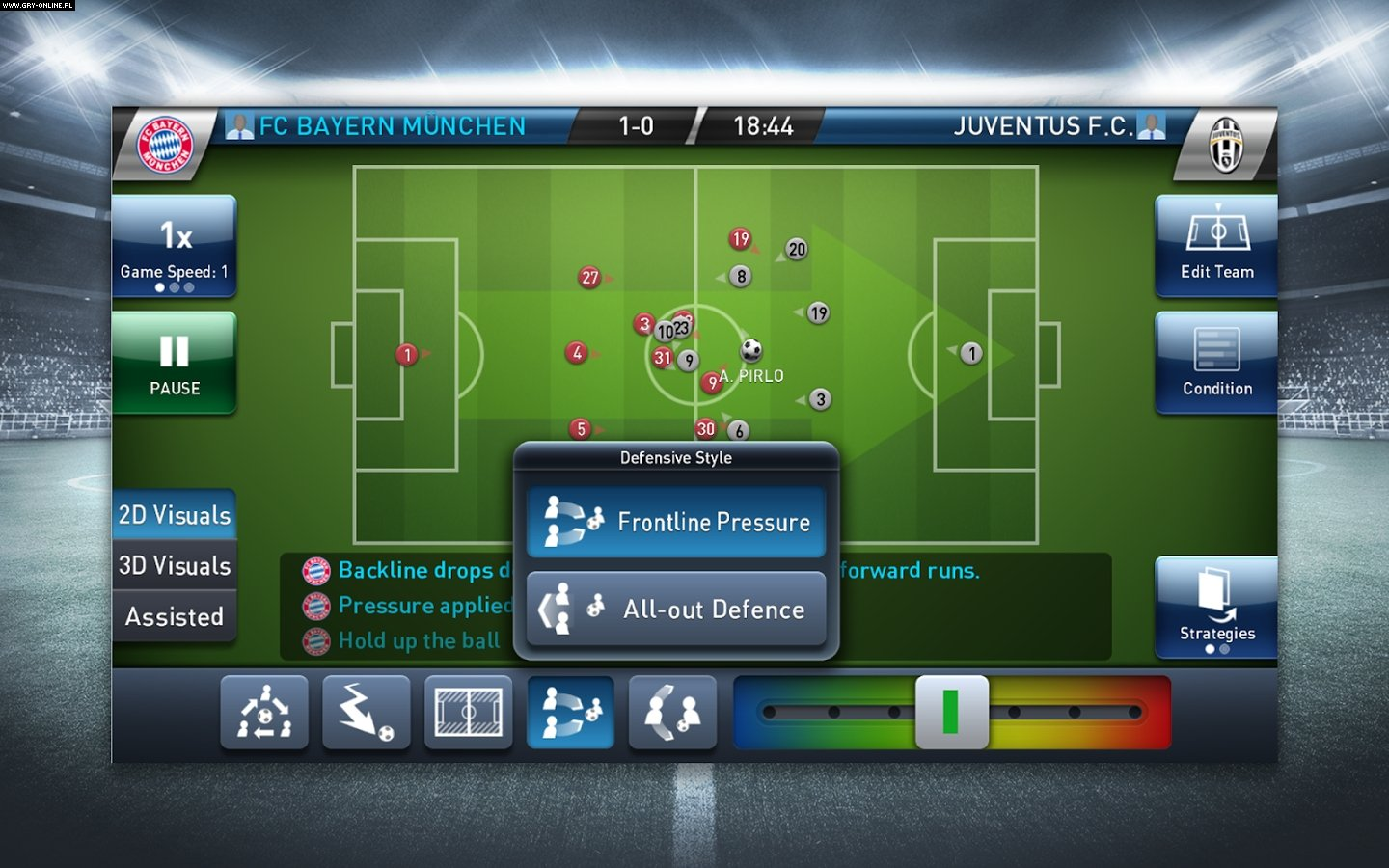 PES Club Manager iOS, AND Games Image 4/5, Konami