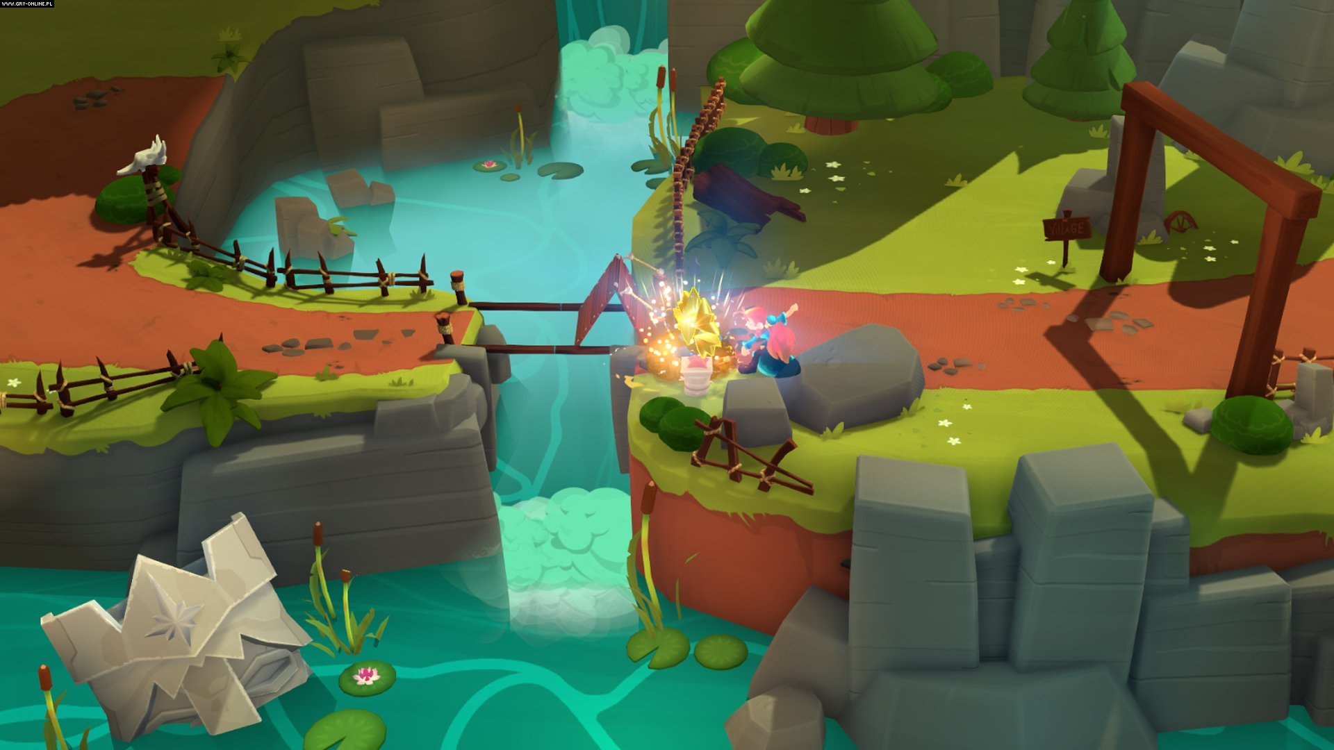 Mages of Mystralia PC Games Image 6/6, Borealys Games