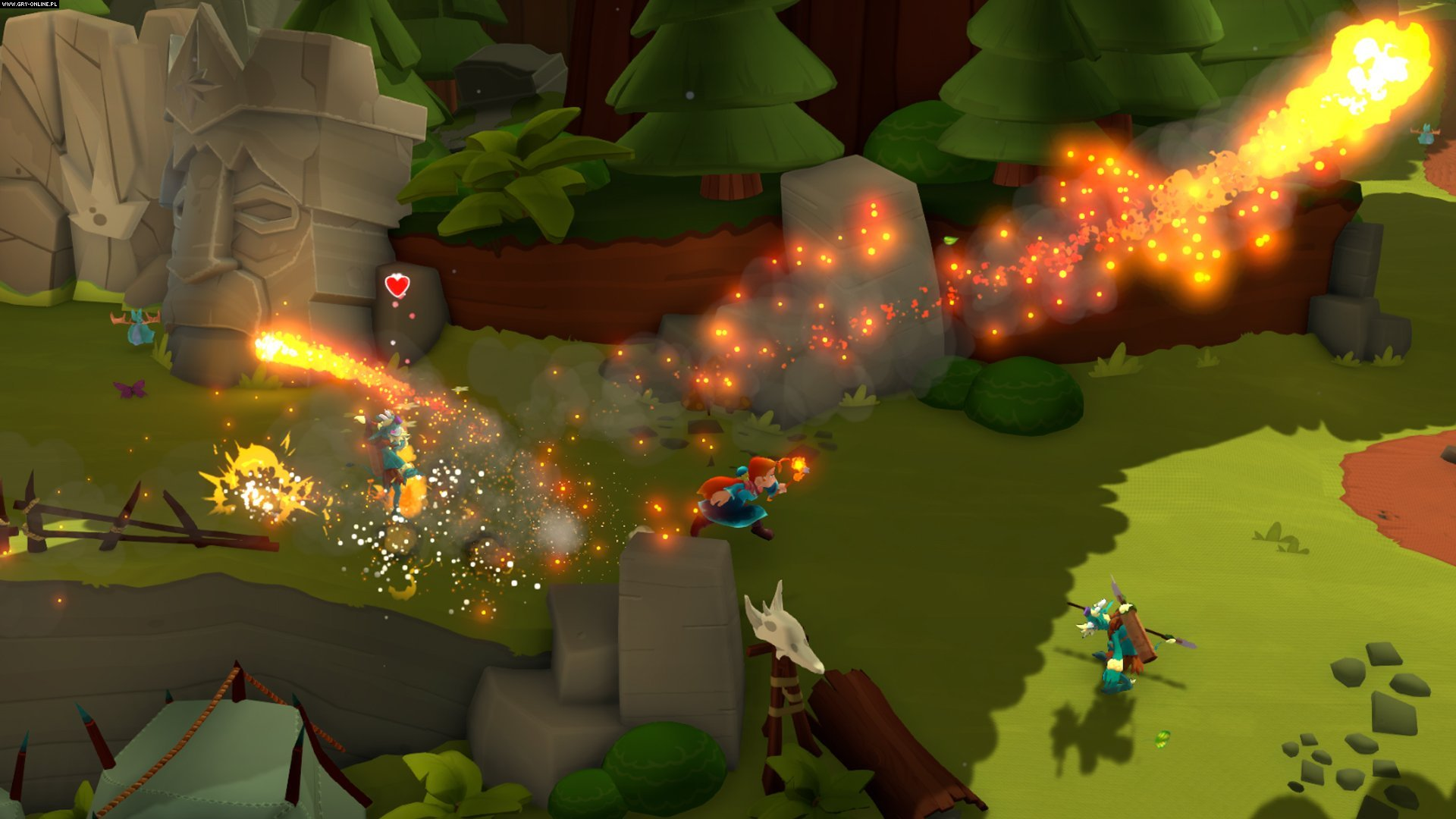 Mages of Mystralia PC Games Image 5/6, Borealys Games