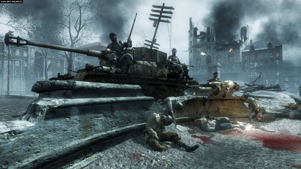 Патч для Call Of Duty: World at War 1.0-1.7 В этом ар
