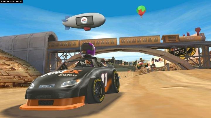 NASCAR Kart Racing - screenshots gallery - screenshot 17/19 - gamepressure.com