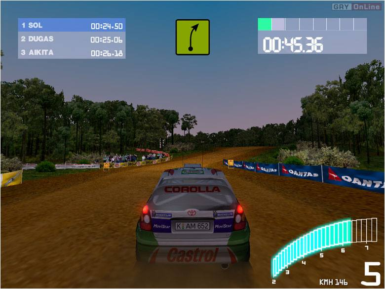 Colin McRae Rally 2.0 PC Gry Screen 2/12, Codemasters Software
