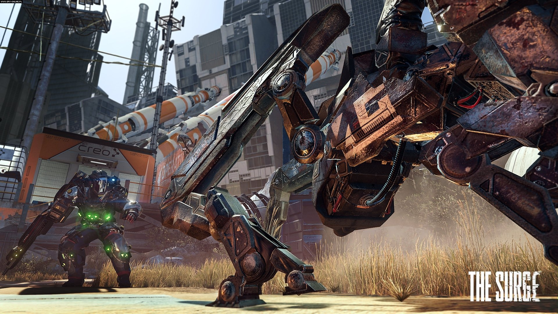 The Surge PC, PS4, XONE Games Image 5/12, Deck13 Interactive, Focus Home Interactive