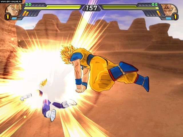 Dragon Ball Z: Budokai Tenkaichi 3 PS2 Gry Screen 2/8, Spike, Atari / Infogrames