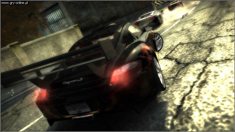 Need for Speed: Most Wanted (2005) X360 Gry Screen 17/77, Electronic Arts Inc.