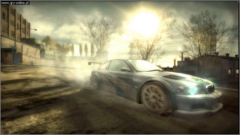 Need for Speed: Most Wanted (2005) X360 Gry Screen 16/77, Electronic Arts Inc.