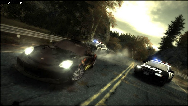 Need for Speed: Most Wanted (2005) X360 Gry Screen 15/77, Electronic Arts Inc.