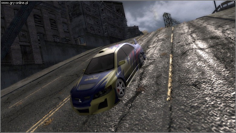 Need for Speed: Most Wanted (2005) X360 Gry Screen 13/77, Electronic Arts Inc.