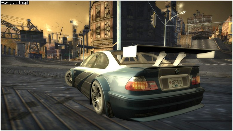 Need for Speed: Most Wanted (2005) X360 Gry Screen 9/77, Electronic Arts Inc.