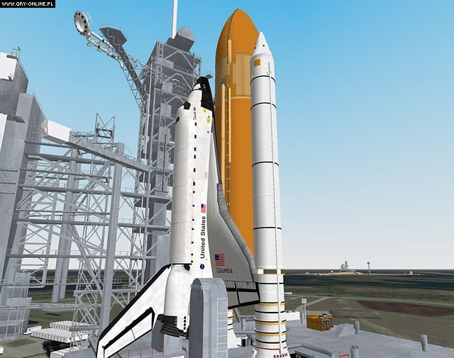 space shuttle launch game - photo #7