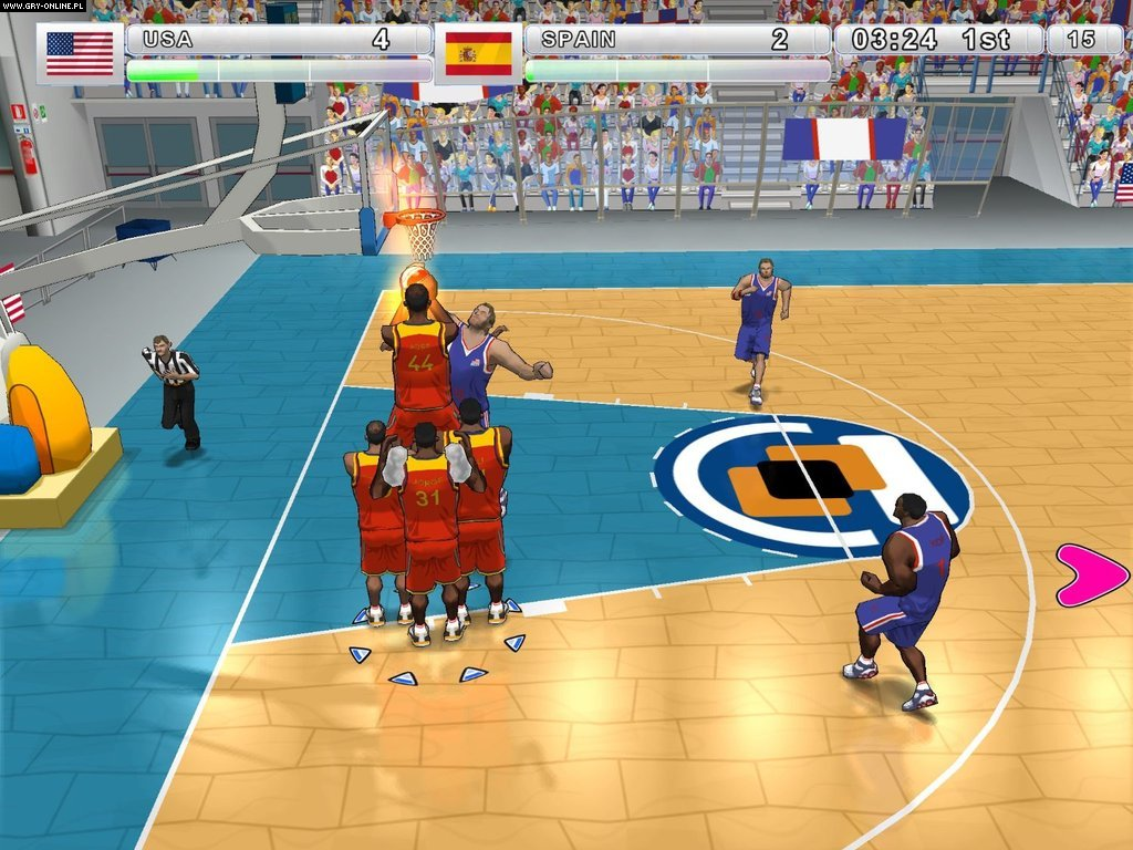 Incredi Basketball - galeria screenshotów - screenshot 3/6 ...