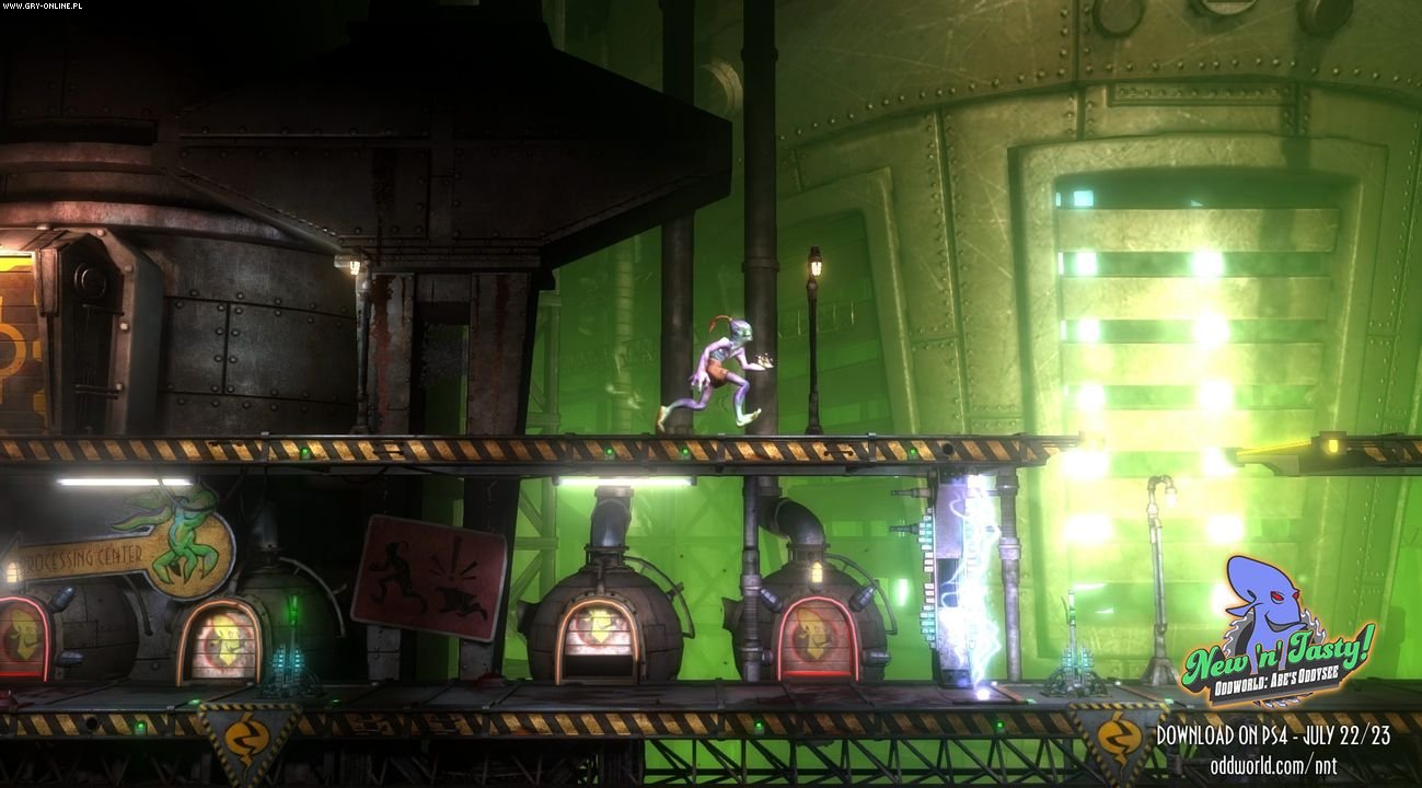 Oddworld Abe s Oddysee - PC Review and Full Download