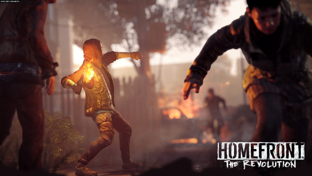 Homefront: The Revolution PC, PS4, XONE Gry Screen 37/43, Deep Silver Dambuster Studios, Deep Silver / Koch Media