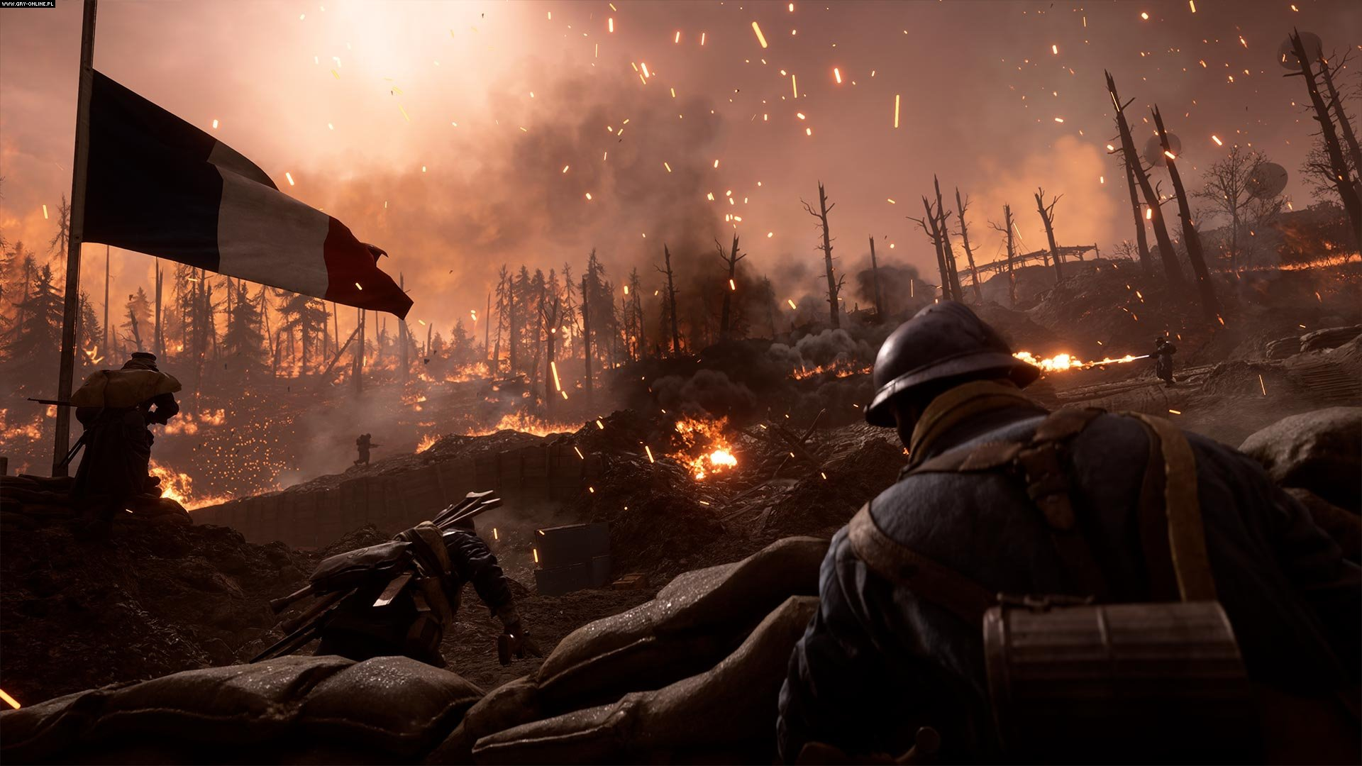 Battlefield 1: They Shall Not Pass PC, XONE, PS4 Games Image 2/7, EA DICE / Digital Illusions CE, Electronic Arts Inc.
