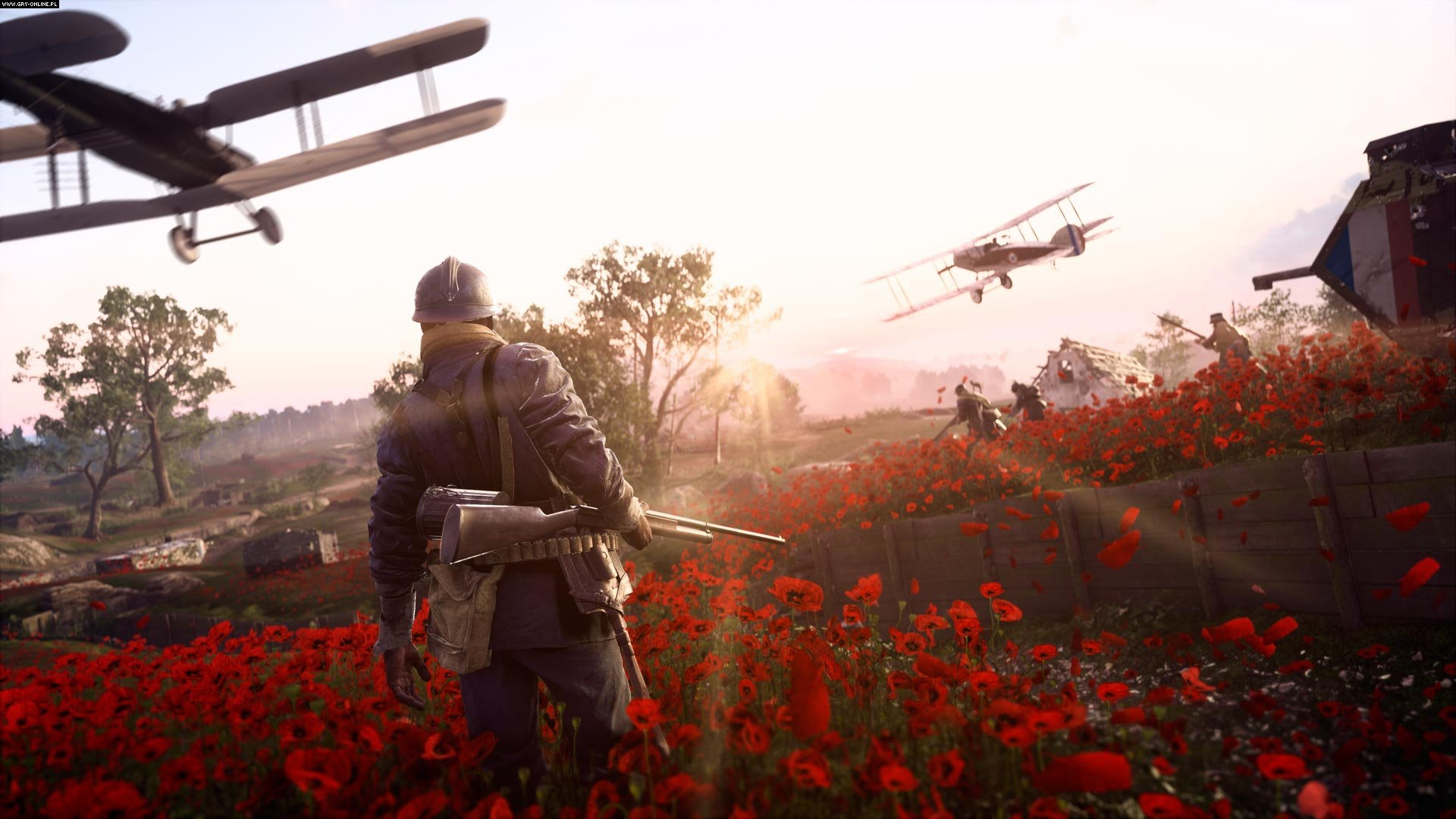 Battlefield 1: They Shall Not Pass PC, XONE, PS4 Games Image 1/7, EA DICE / Digital Illusions CE, Electronic Arts Inc.