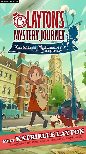 Layton's Mystery Journey: Katrielle and the Millionaires' Conspiracy AND, iOS Gry Screen 6/6, Level 5