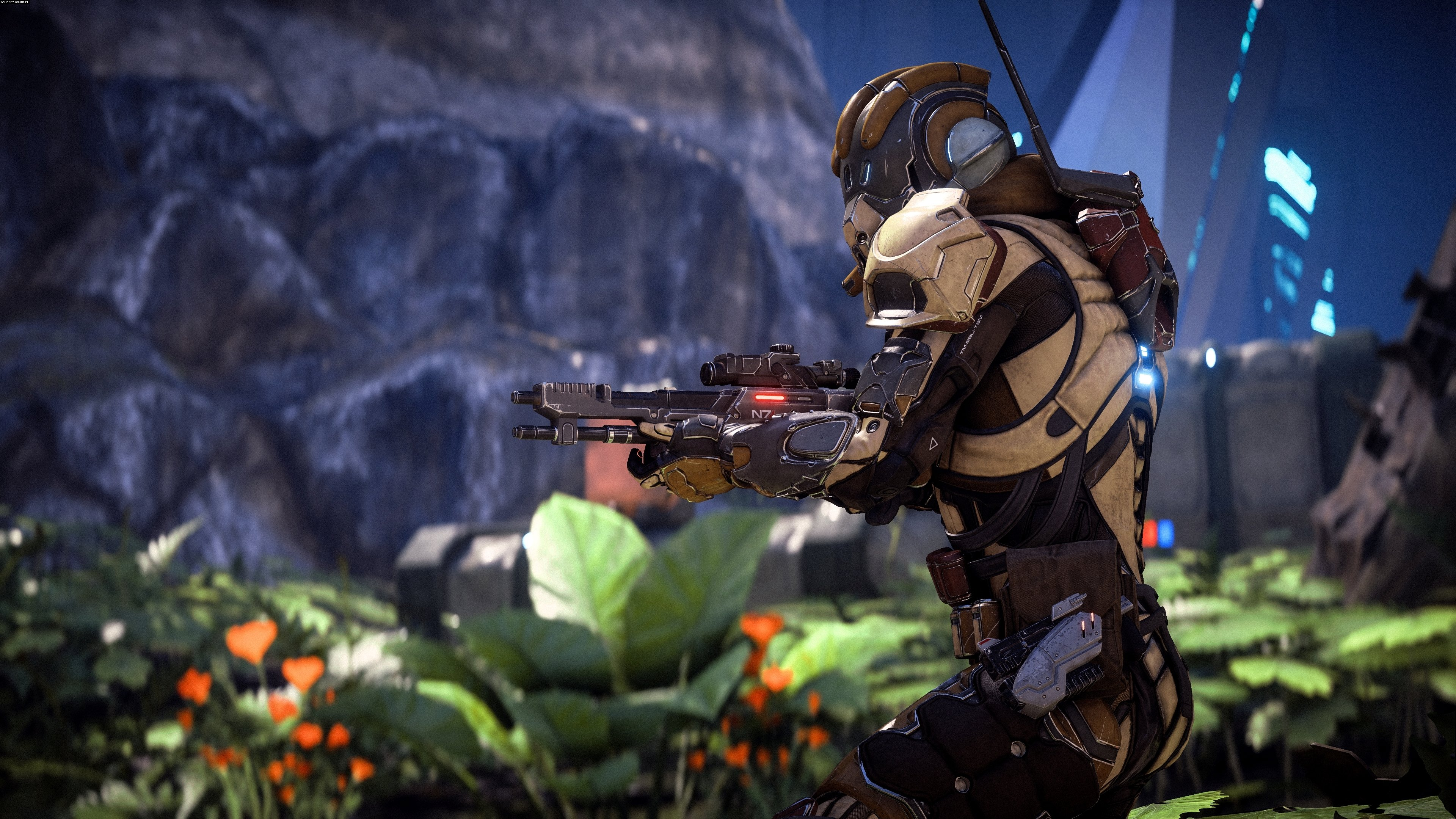 Mass Effect: Andromeda PC, PS4 Gry Screen 8/140, BioWare Corporation, Electronic Arts Inc.
