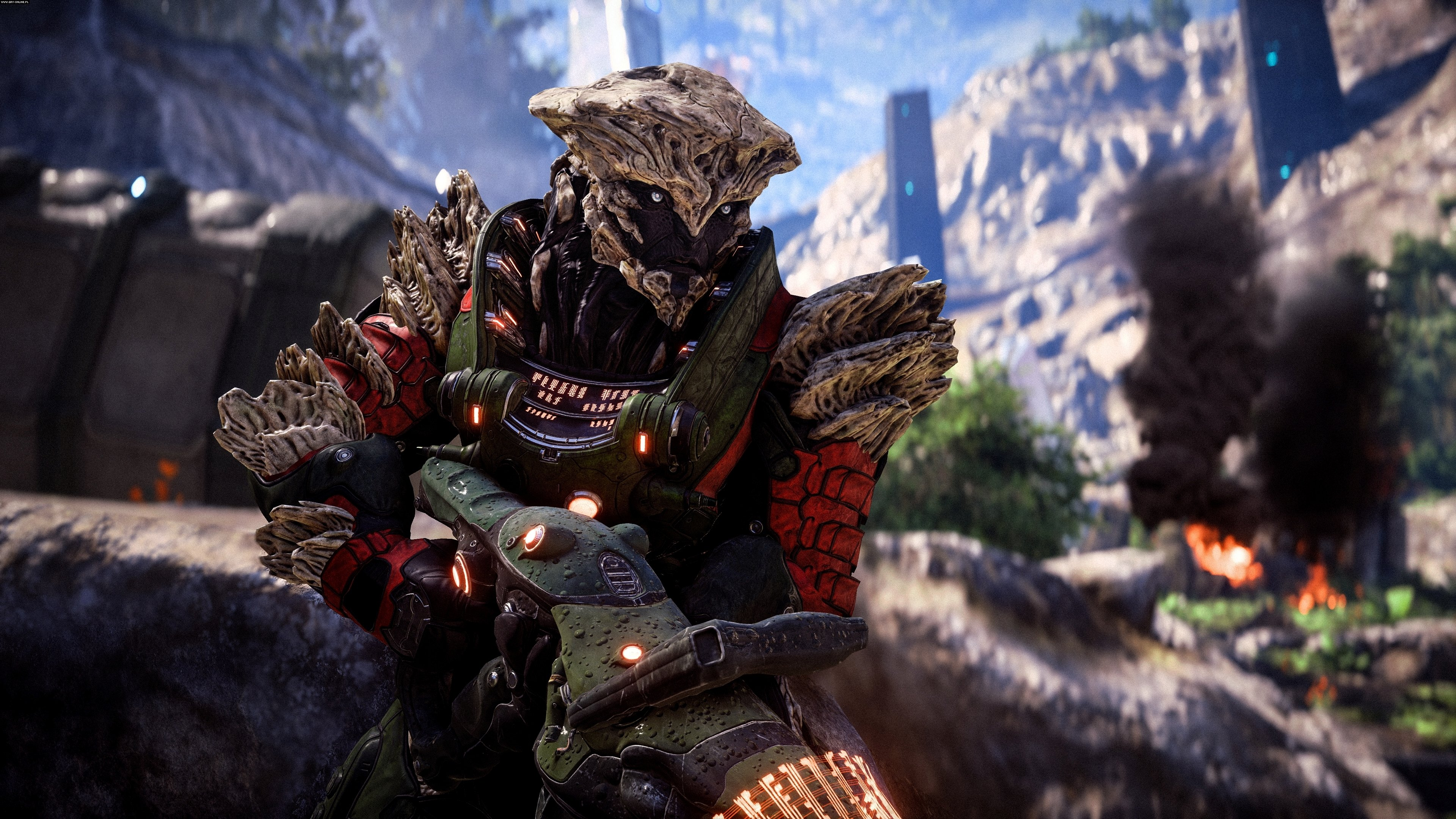 Mass Effect: Andromeda PC, PS4 Games Image 6/140, BioWare Corporation, Electronic Arts Inc.