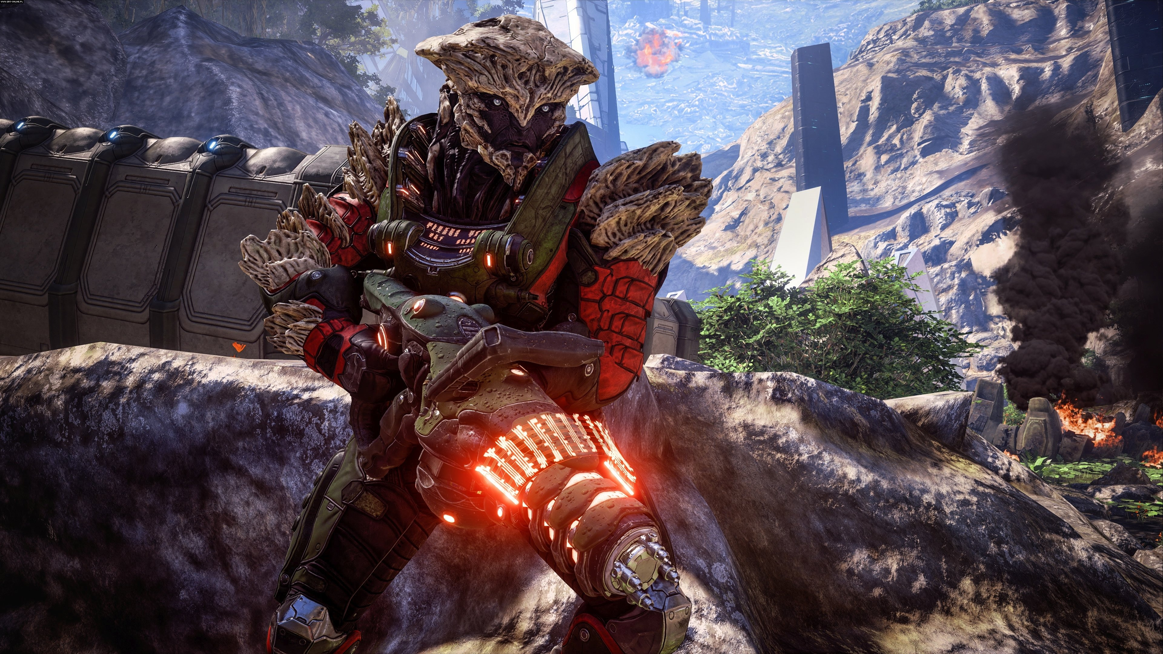 Mass Effect: Andromeda PC, PS4 Games Image 1/140, BioWare Corporation, Electronic Arts Inc.