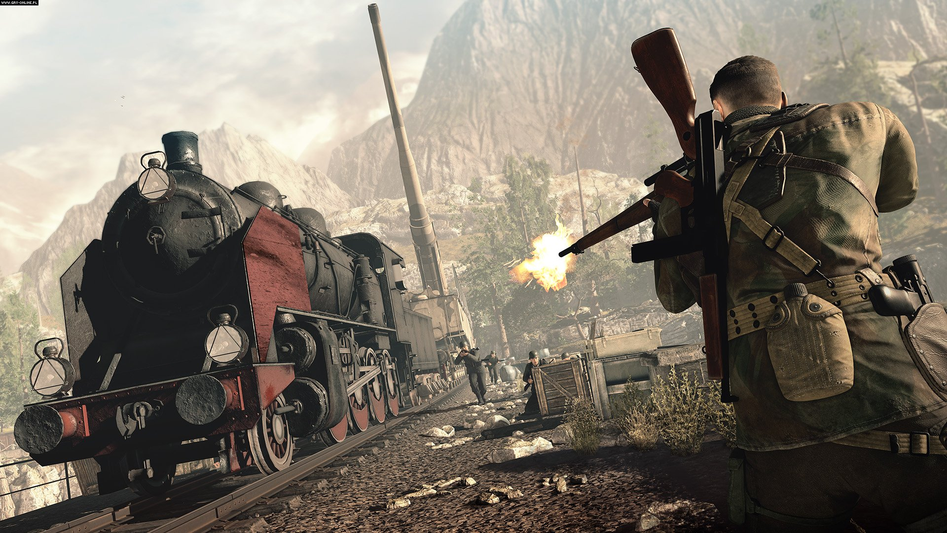 Sniper Elite 4 PC, PS4, XONE Games Image 18/26, Rebellion