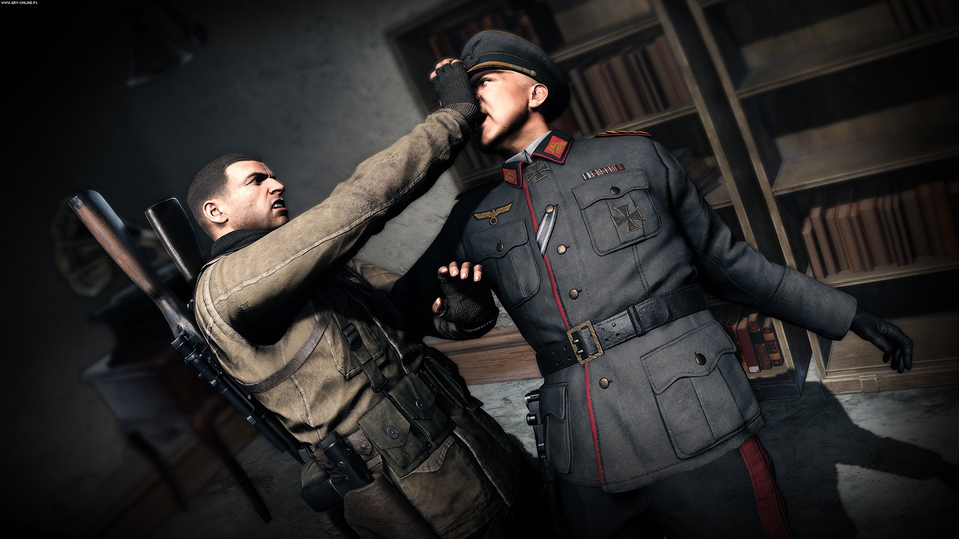 Sniper Elite 4 PC, PS4, XONE Games Image 17/26, Rebellion