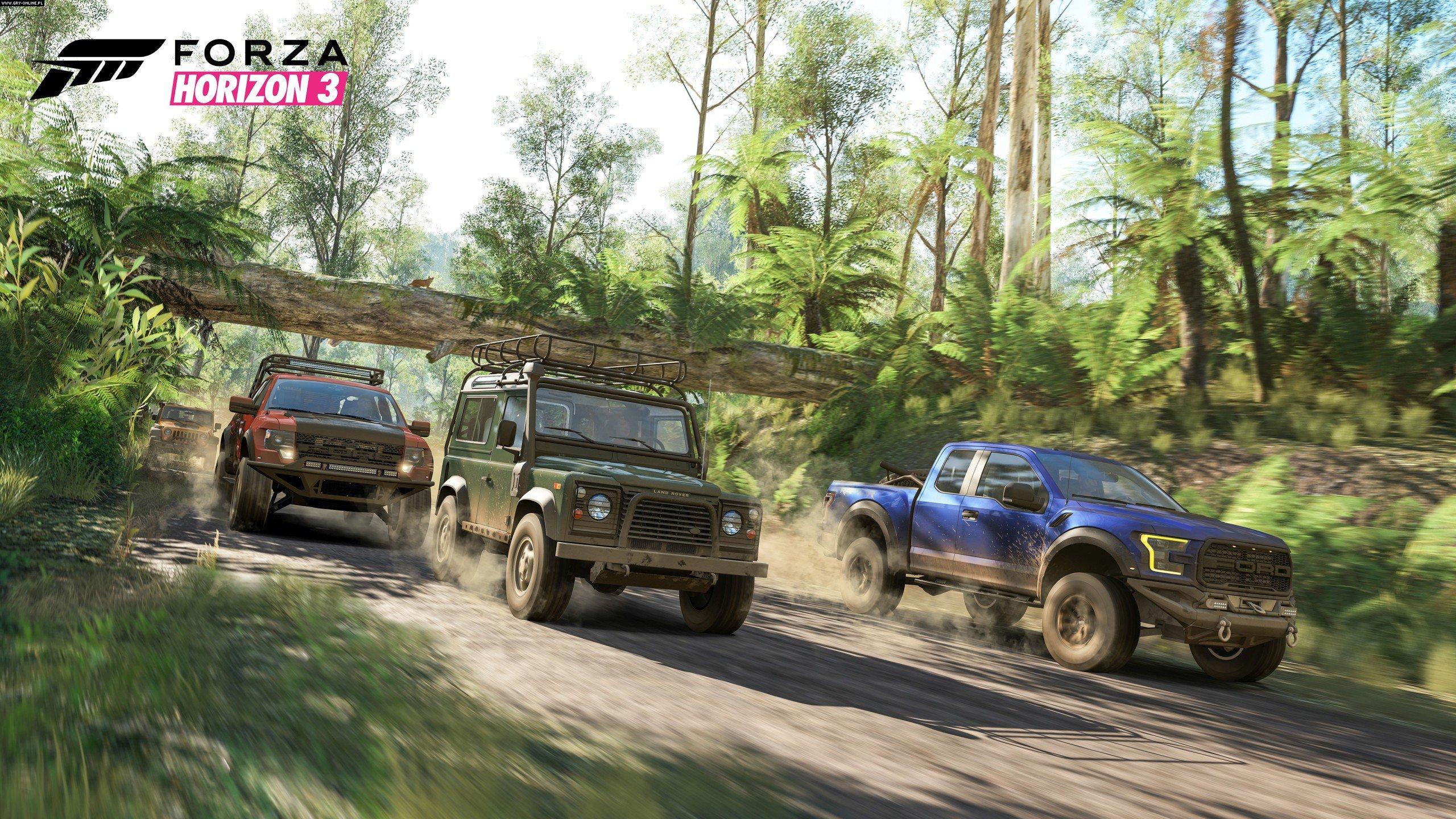 Forza Horizon 3 PC, XONE Games Image 6/11, Playground Games, Microsoft Studios