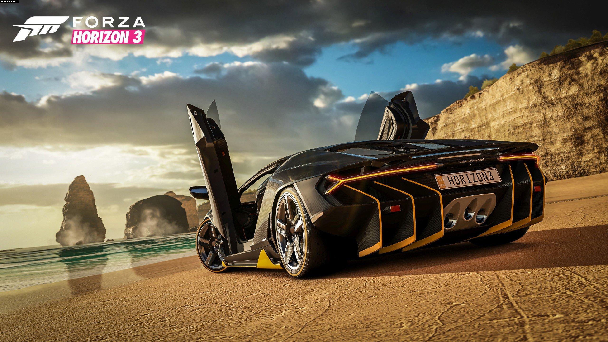Forza Horizon 3 PC, XONE Games Image 4/11, Playground Games, Microsoft Studios